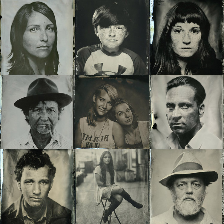 Michael FosterTintype Portrait Sessions - May 5-6, 2017$125learn more and make a reservation!
