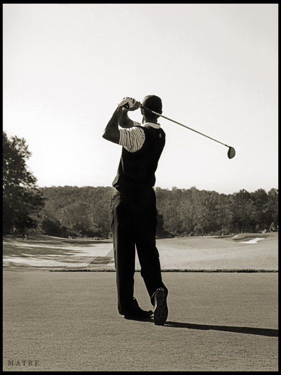 Tiger Woods | 2003 American Express Championship | Capital City Club- Crabappale | Atlanta, GA
