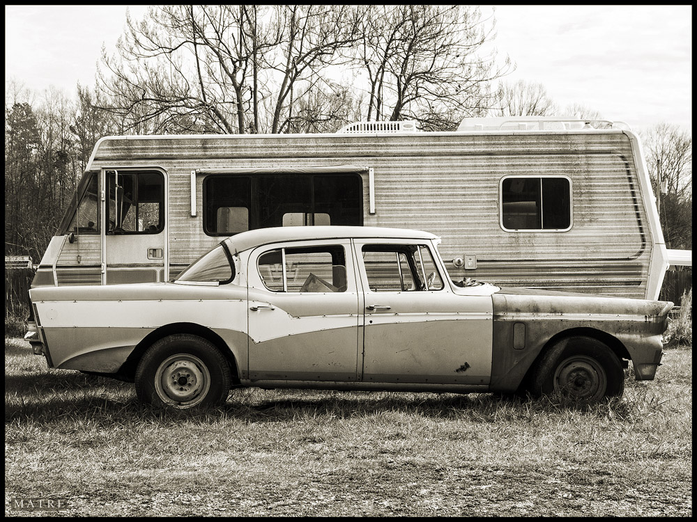 ROB MATRE   RV  archival print photograph various sizes