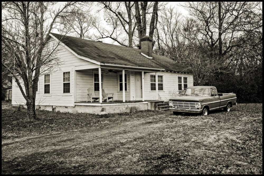 ROB MATRE   Ford Country  archival print photograph various sizes