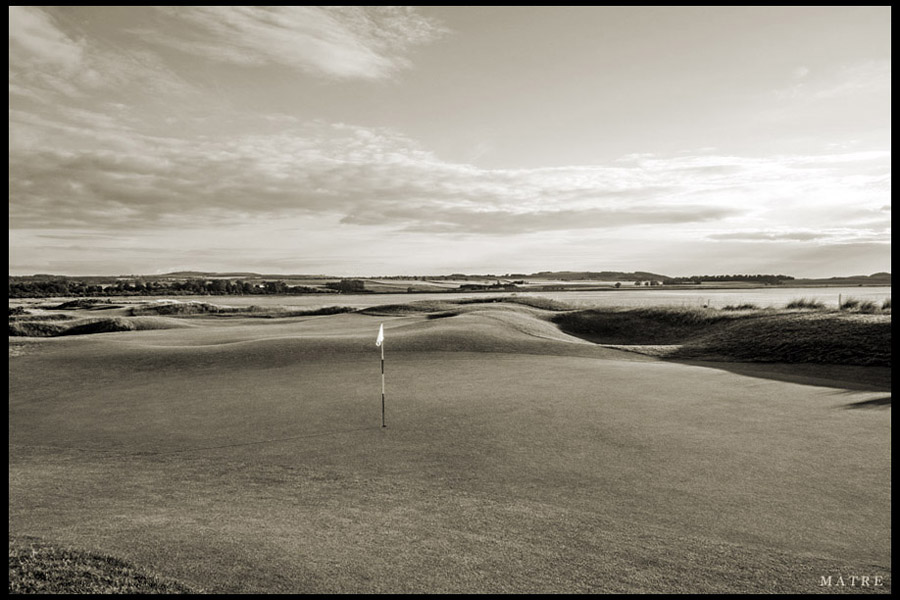 St Andrews | The New Course