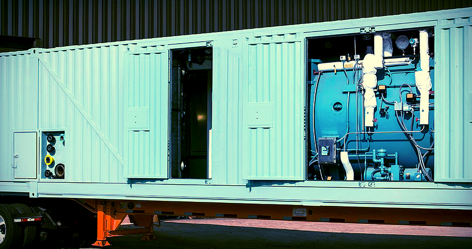 Mobile Boiler Rentals