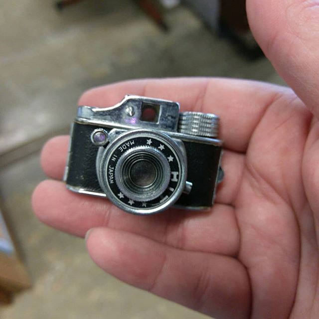 So tiny. . . . . #cameraforants