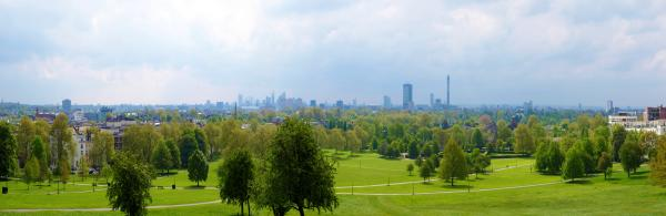 Primrose hill panoramic 1