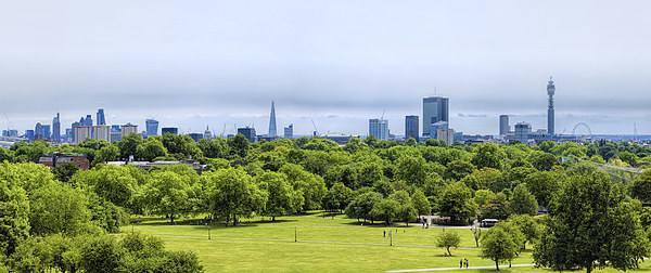Primrose hill panoramic 2