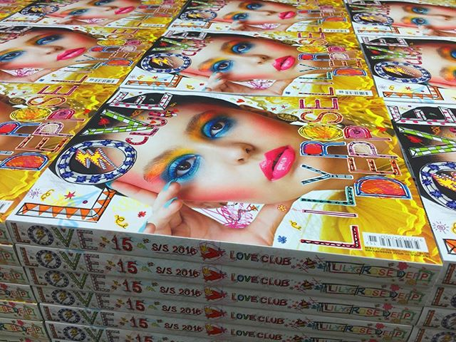 LOVE 15 On Sale Now! 😅 #lovemagazine #love15 #loveclub @thelovemagazine