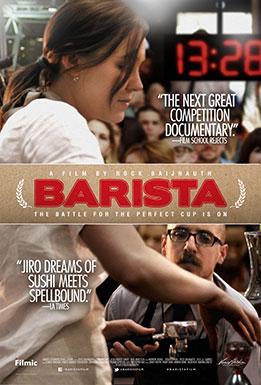 BARISTA TRAILER