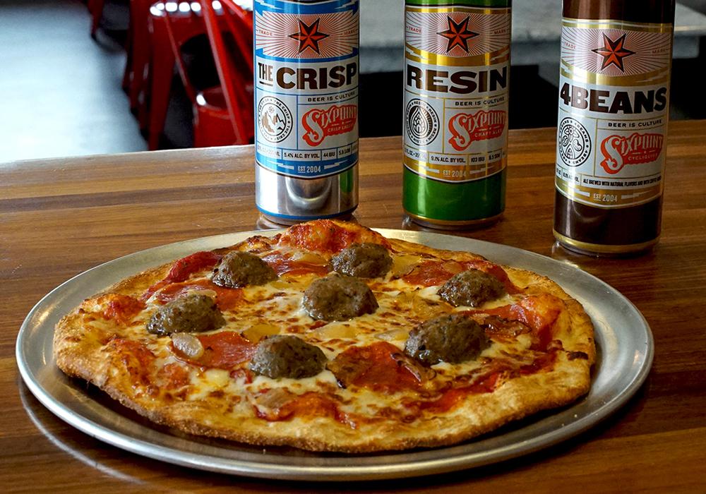 Pizza & Craft Beer
