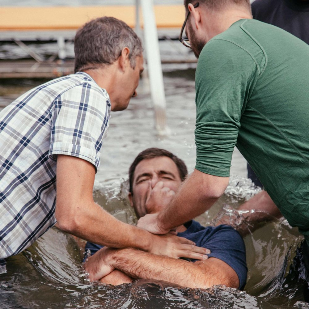 baptism - - more -