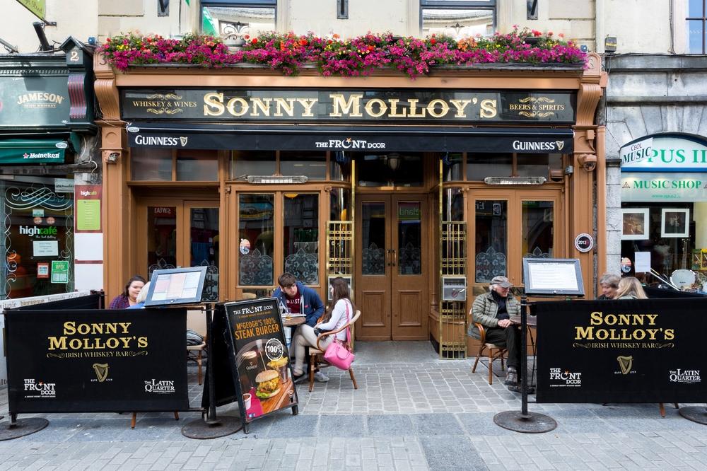 Sonny Molloy's