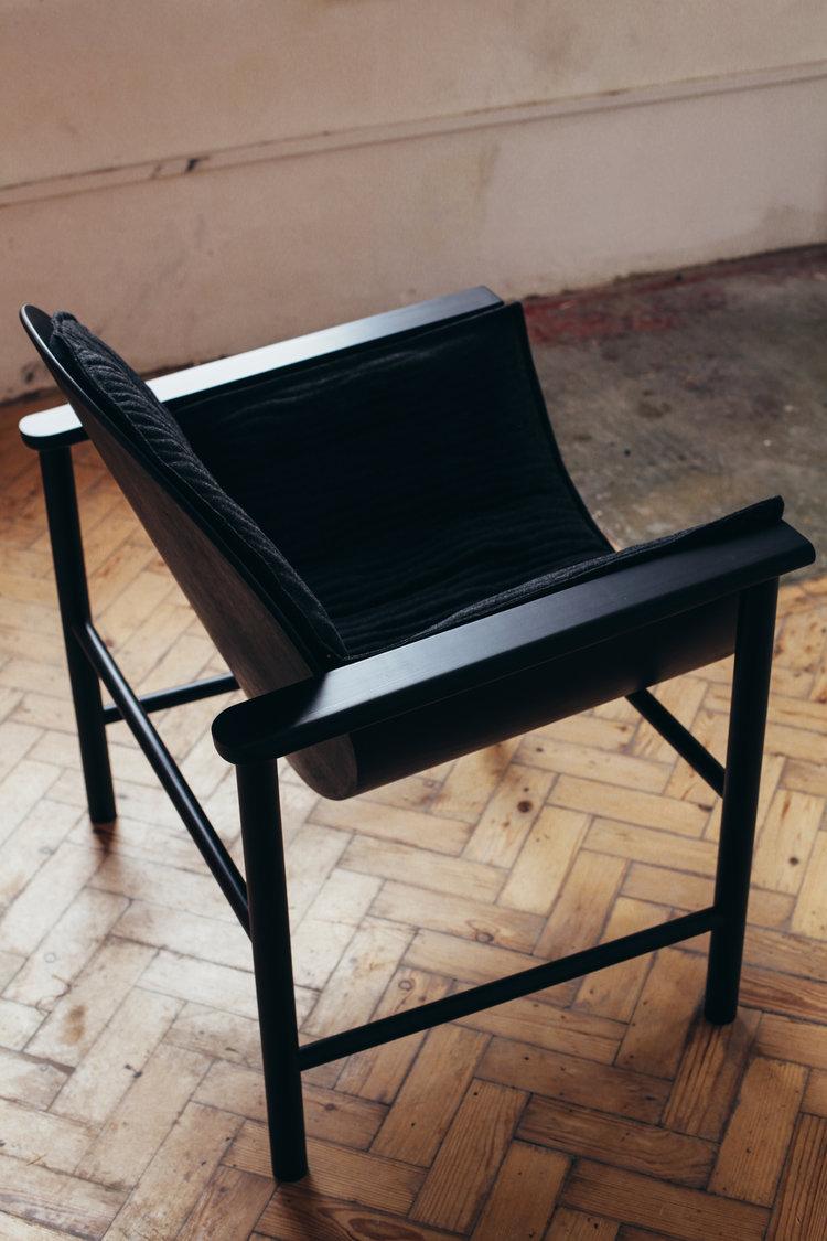Felix McCormach Lunar Chair