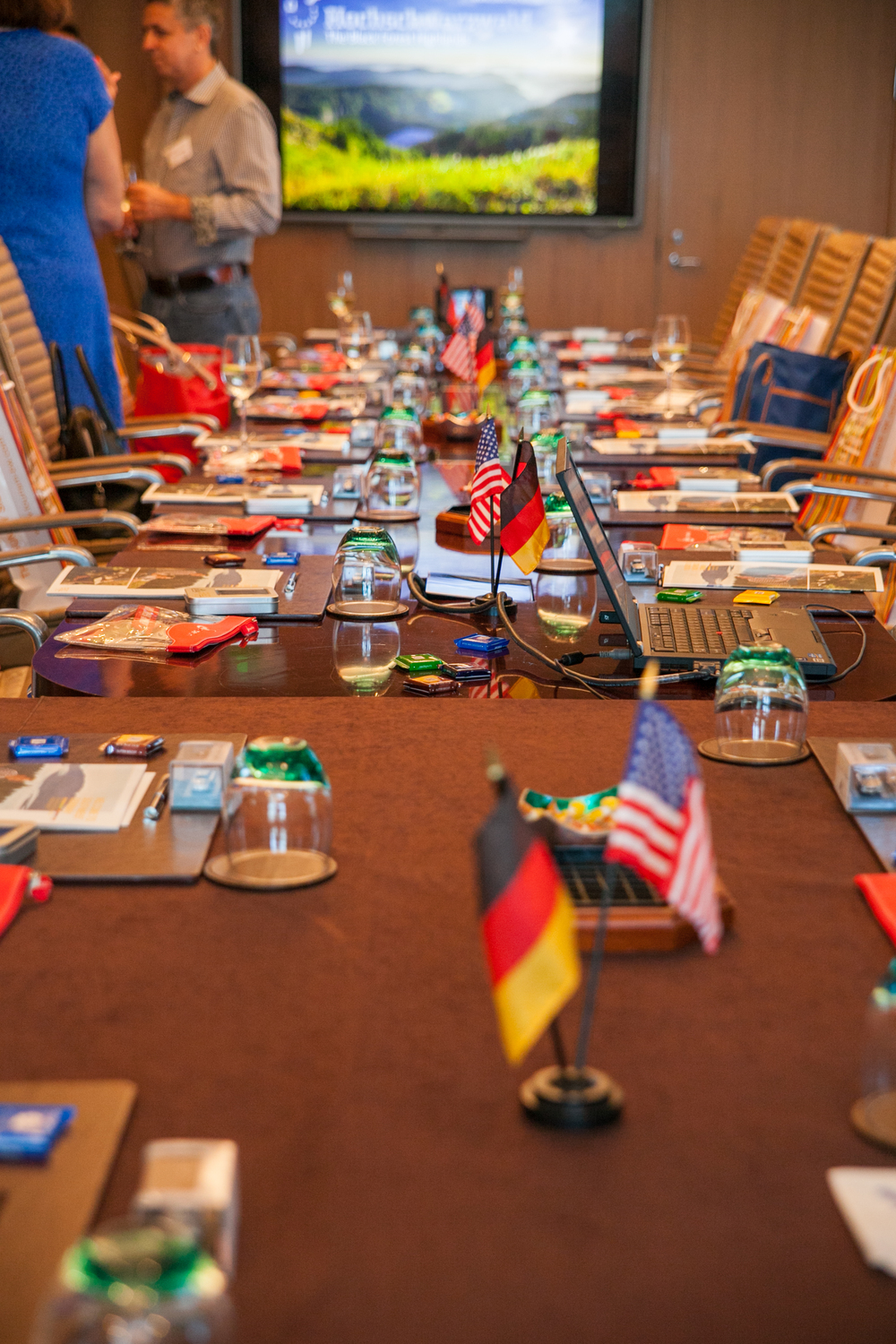 SouthWest Germany Press Luncheon - Fort Lauderdale, Florida