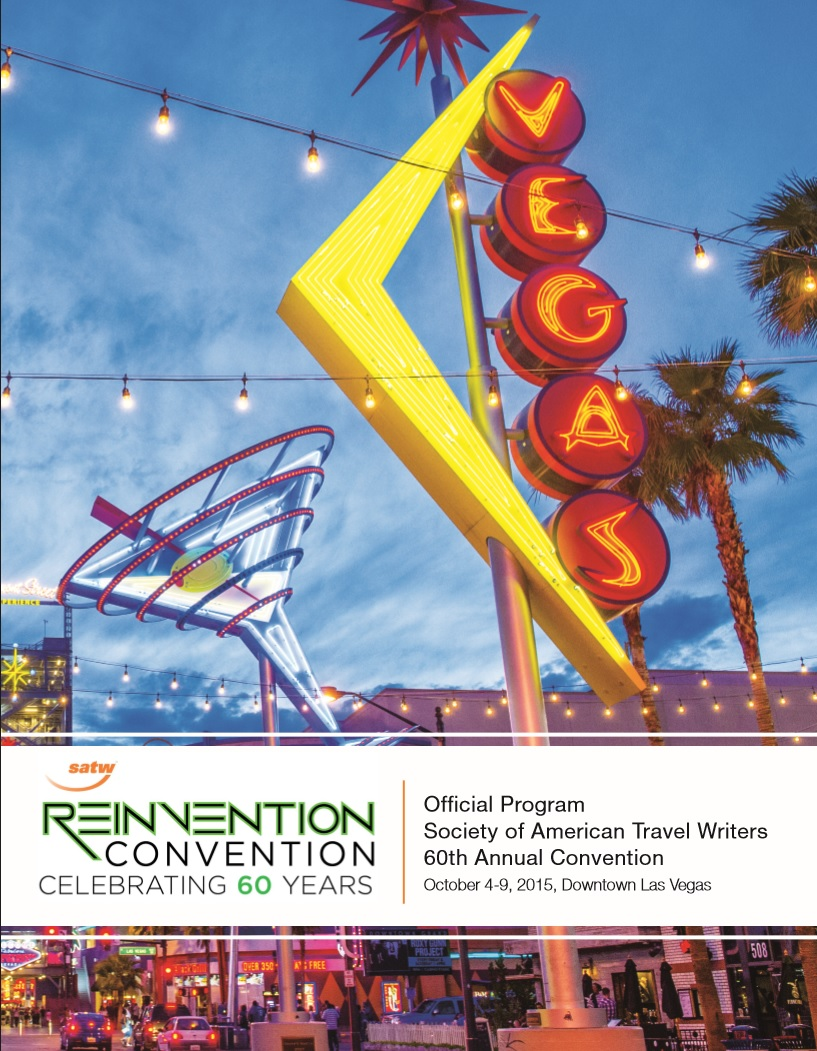 60th Annual SATW Convention Program Book
