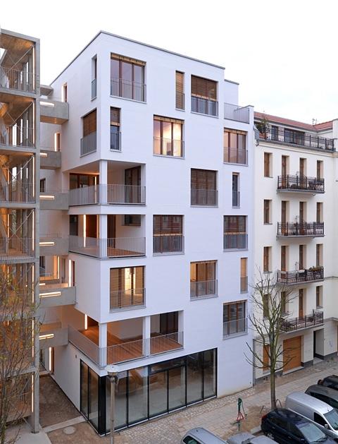 Wohnhaus Esmarchstraße