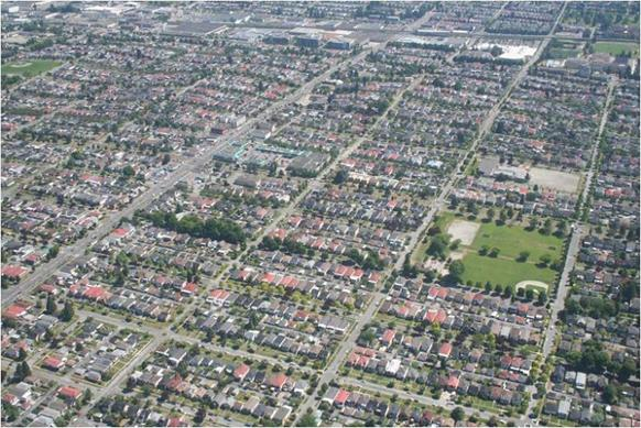 A large swath of Vancouver virtually all zoned RS-1 for single-family dwellings averaging well over a million dollars each. What if we let those homes be divided into three or more dwellings each?