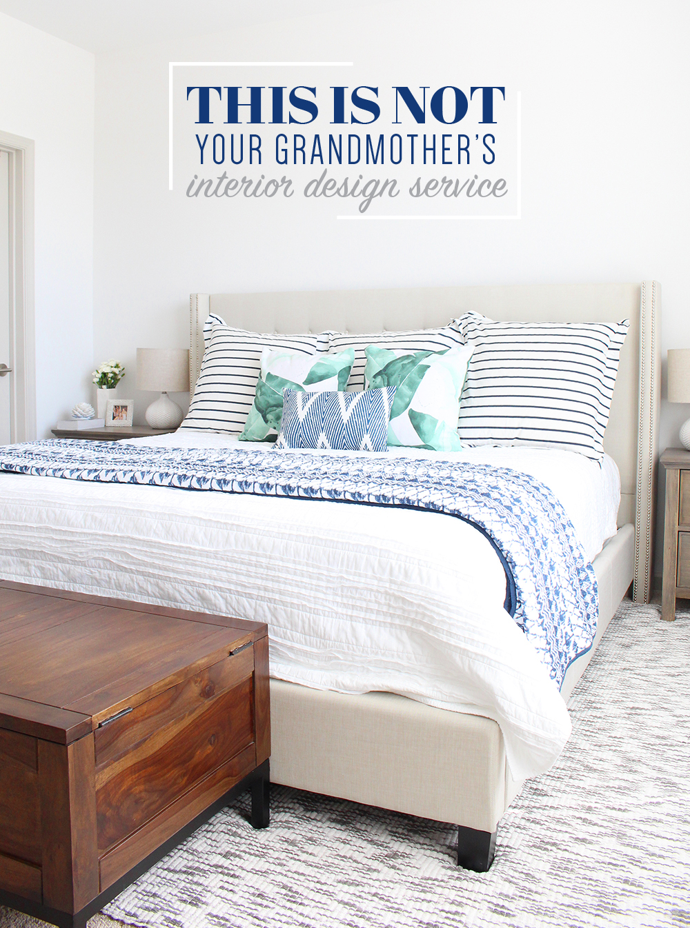 This Is Not Your Grandmother's Interior Design Service — Mix
