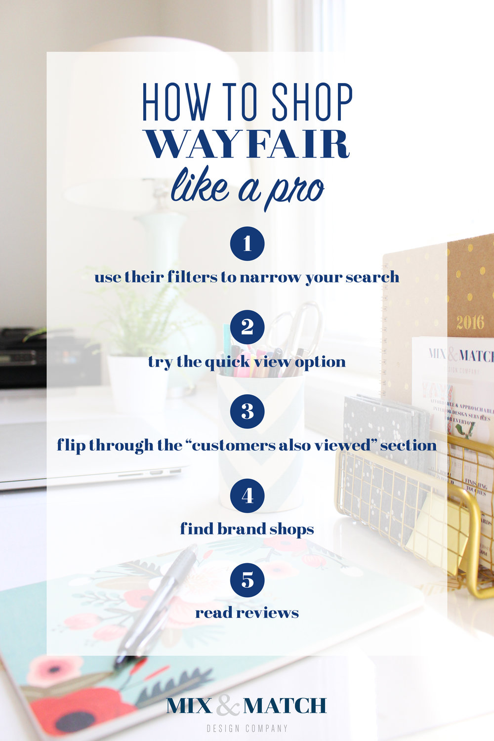 How to shop Wayfair like a pro!