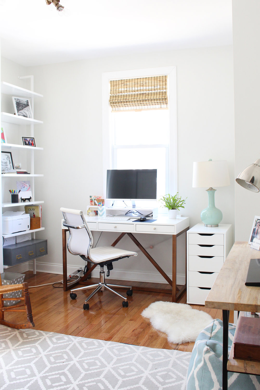 Modern home office update: progress for One Week Challenge Week 3