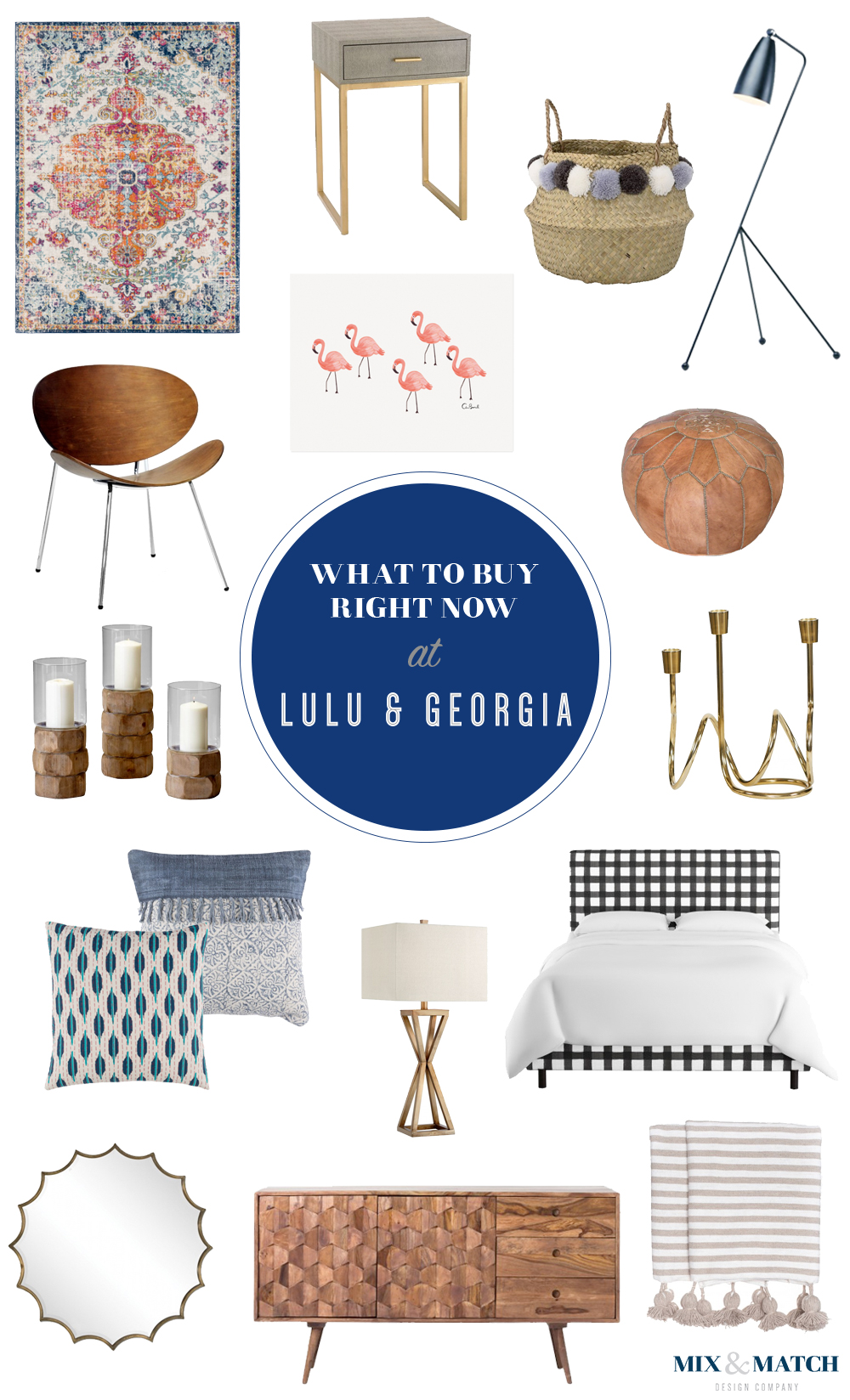 What to shop for at Lulu & Georgia right now. See an interior designer's picks for furniture and home decor!