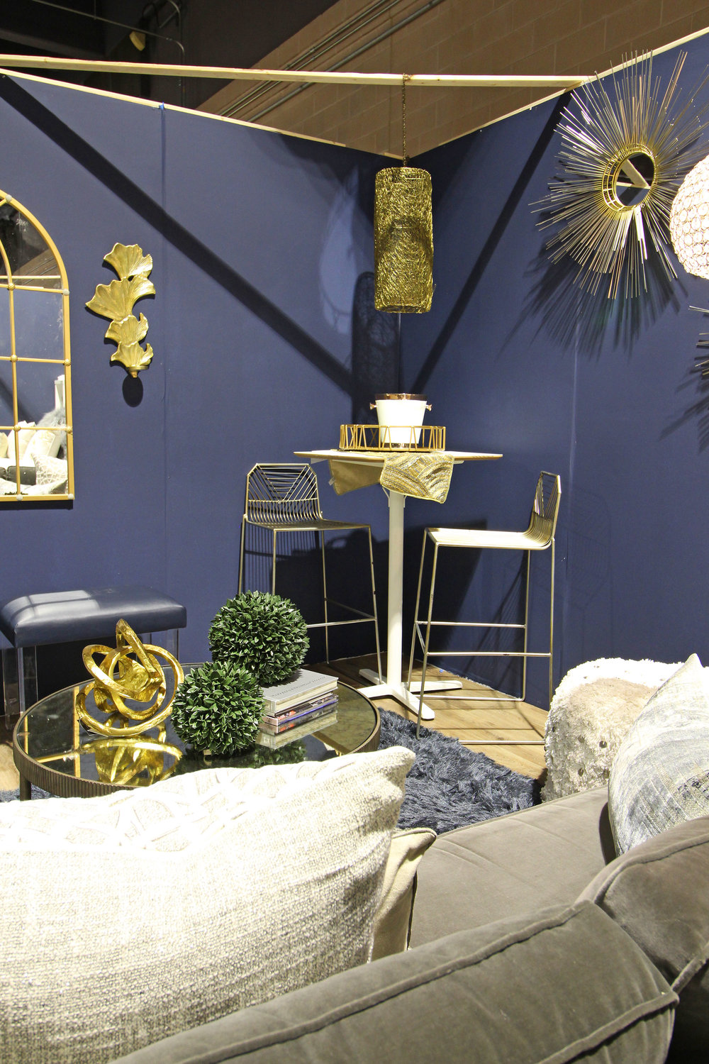 "Mix & Match Design Company's Philly Home Show feature: ""City Studios"" (In partnership with  with Restore Decor Design House)"