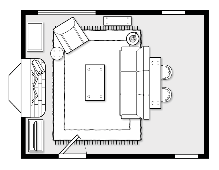 Floor Plan Living Dining Room.png