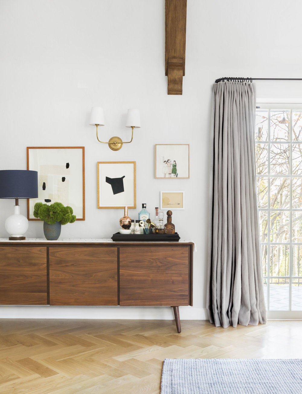 Need help picking out window treatments? I've got you covered! This simple, but thorough guide will walk you through how to choose curtains, shades, and blinds for your home.