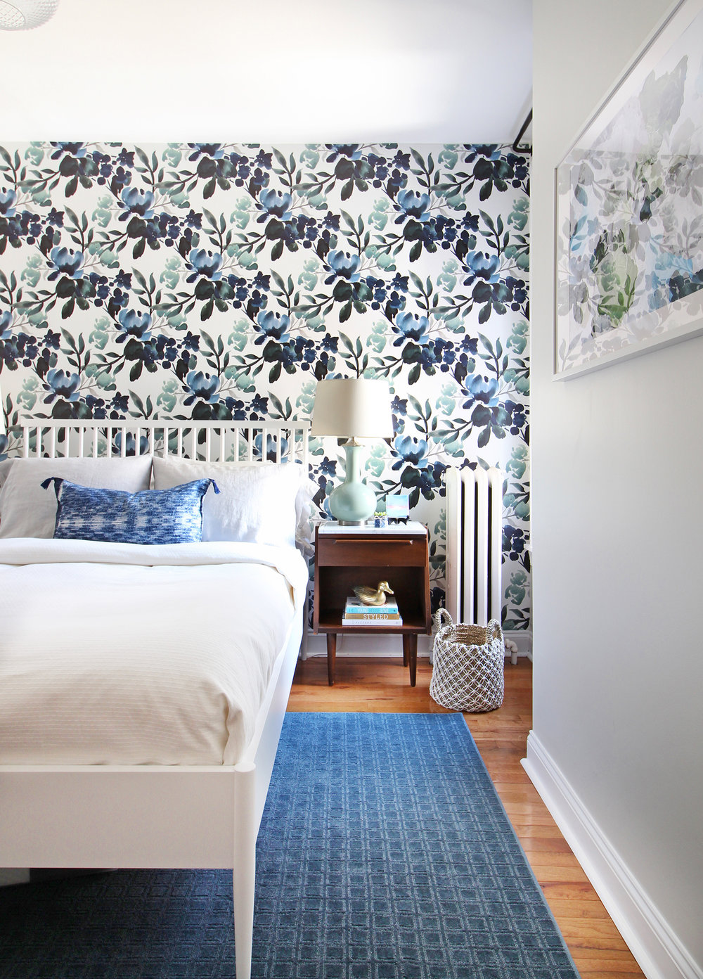 Taking a look back at the top 10 blog posts for Mix & Match Design Company of 2018! Come see what was popular in interior decorating, design tips, e-design projects, and more. One of the posts that made the list? This eclectic modern farmhouse guest room I designed for the One Room Challenge!
