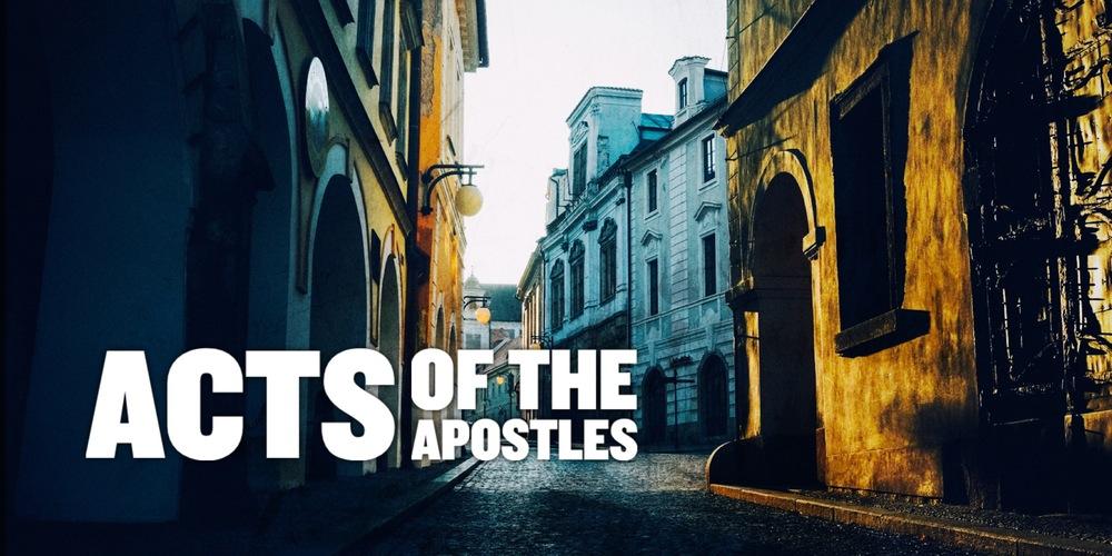 Actsoftheapostles