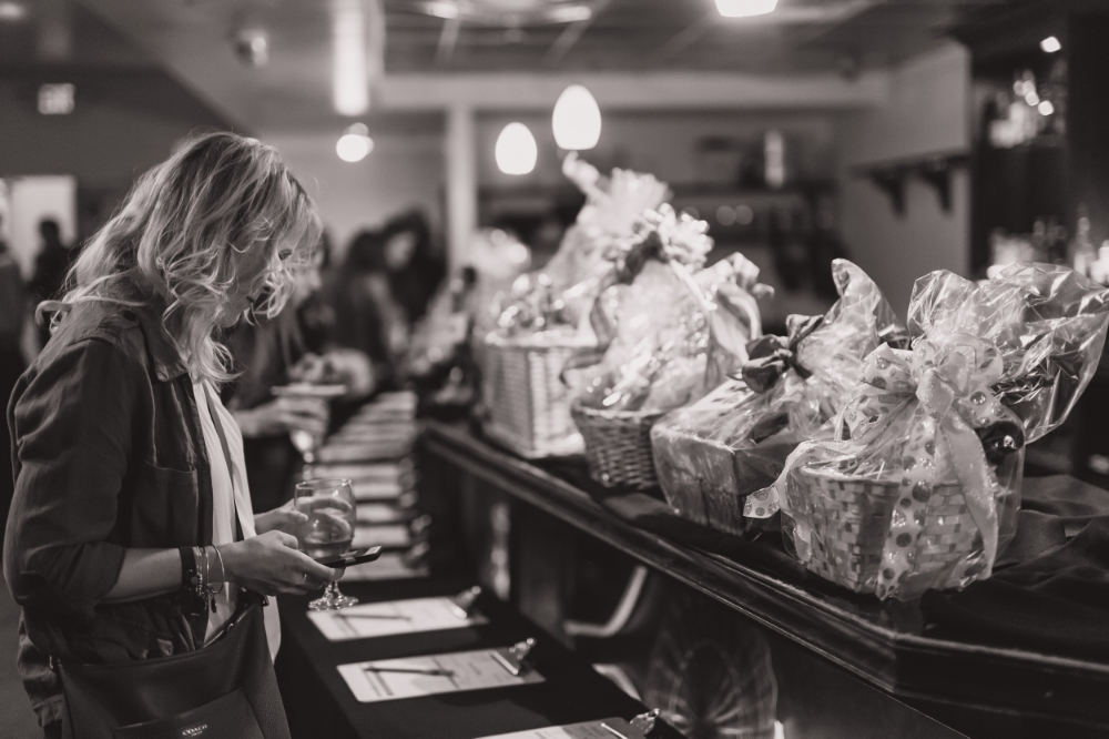 Unchained 2015: Silent Auction