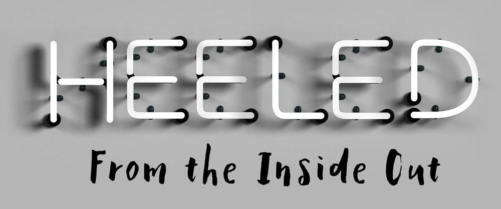 Heeled Conference Logo