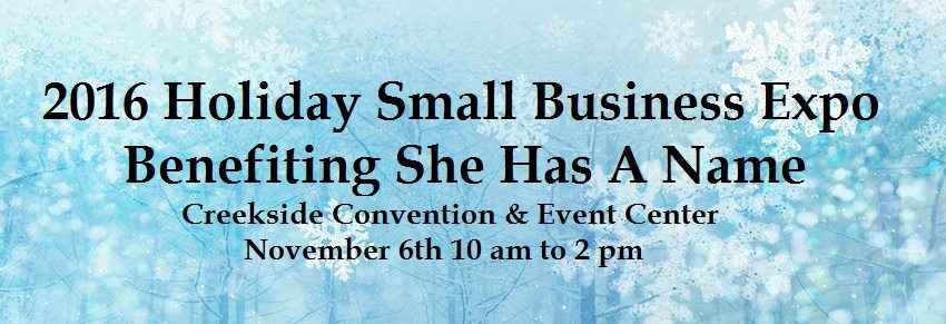2016 Holiday Small Business Expo