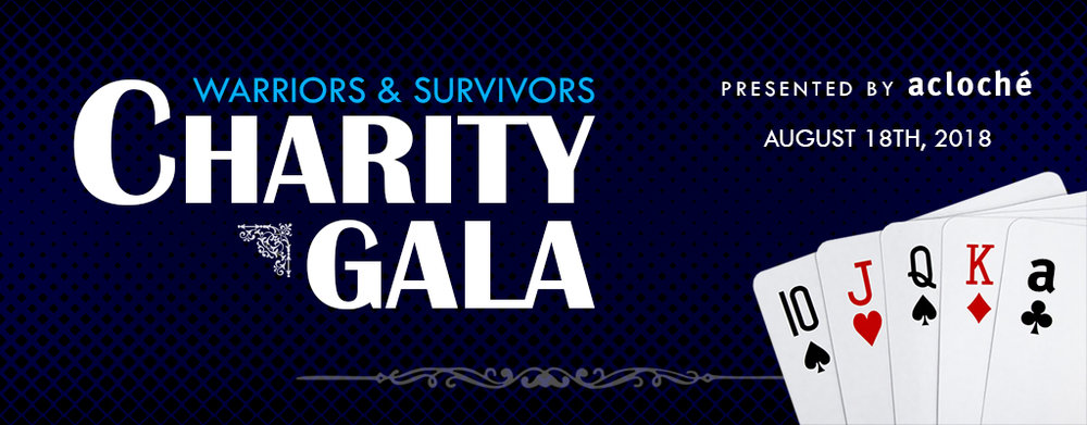 Acloche Warriors & Survivors Charity Gala