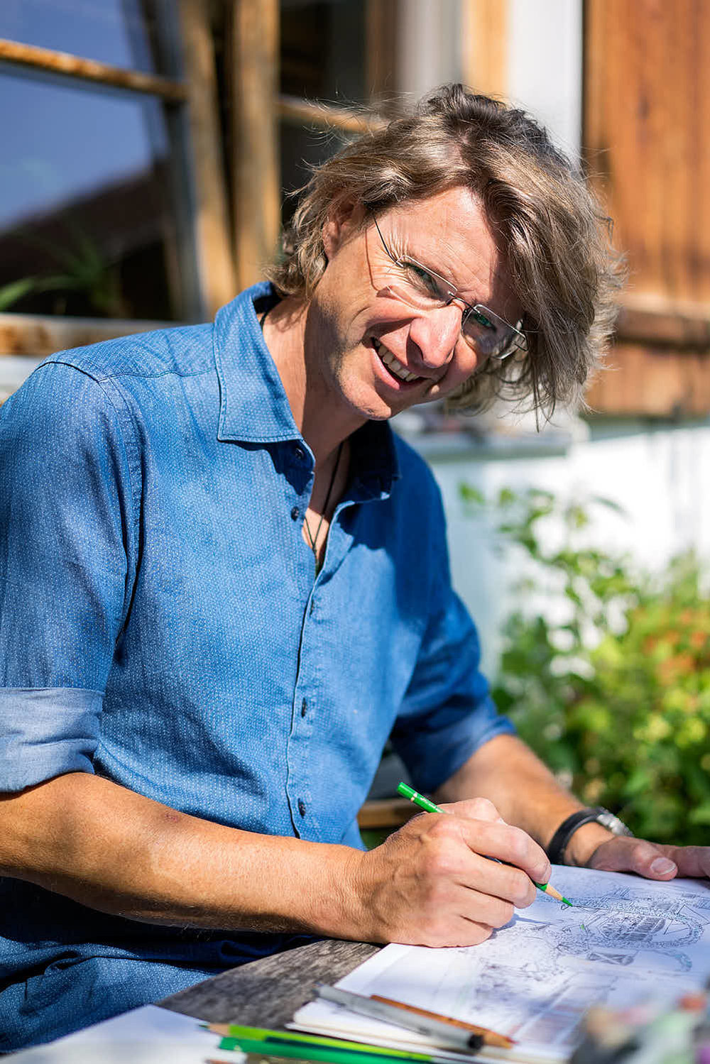 Johannes Epp Inhaber von Epp Gartenbau