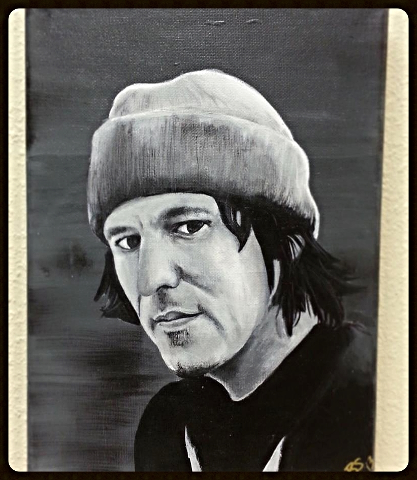 Elliott Smith Portrait