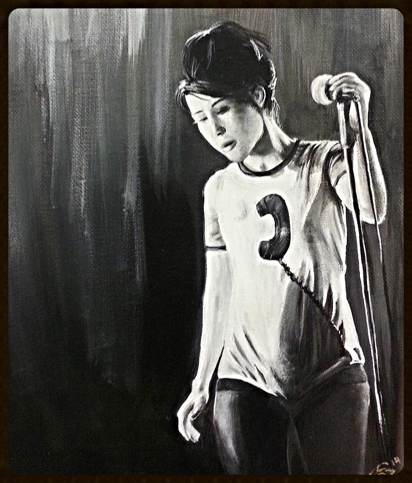 Kathleen Hanna Portrait