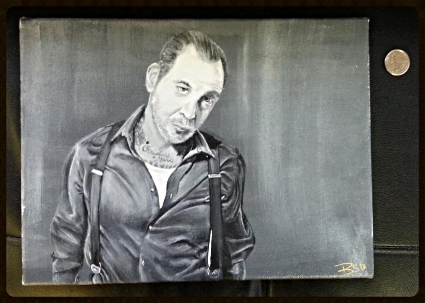 Mike Ness Portrait