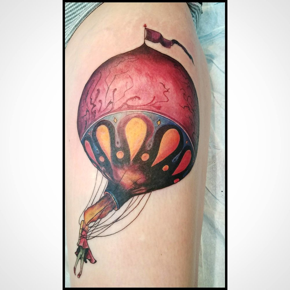 Circa Survive Balloon
