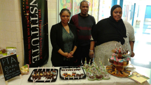 PTA Bake sale Fundraiser: March 2016 Special Thanks to our Supporters SLJ Family Adams St Foundation Urban Assembly Institute of Math and Science for Young Women