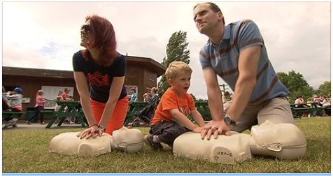 Hear Ashoka Fellow John Kearney, CEO of Irish Community Rapid Response, discuss how a new national campaign to train half the country in CPR could save hundreds of lives a year on Morning Ireland