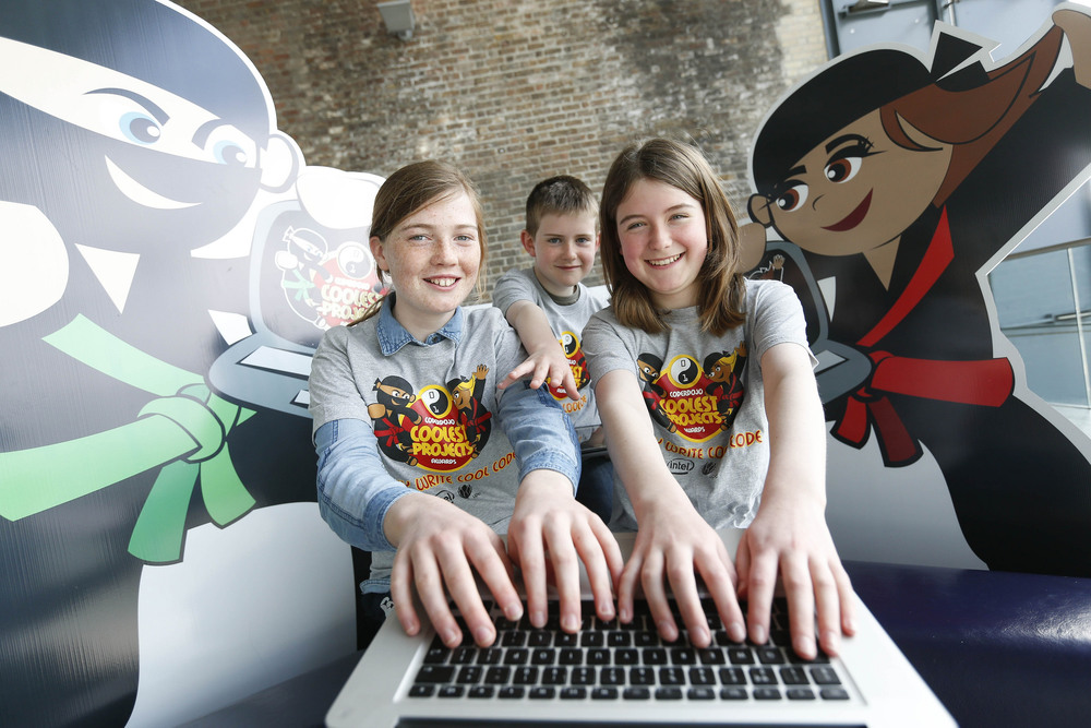 Read about how CoderDojo is empowering young people all over the world in our Silicon Republic spotlight, ' Bringing digital skills to the young, the old and the marginalised ' (May 2016)