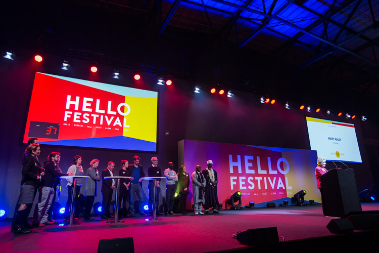 Read about the    Hello Festival in Refugee Integration    ,    at which Mary Nally pitched Fáilte Isteach to an audience of over 400 influencers, funders and social entrepreneurs, in Berlin (March 2016)