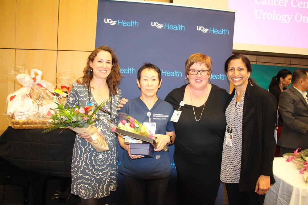 Kayo Tsuruta, CN III- Cancer Center, Urology Oncology Surgery