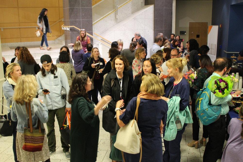 Nurses Awards Reception