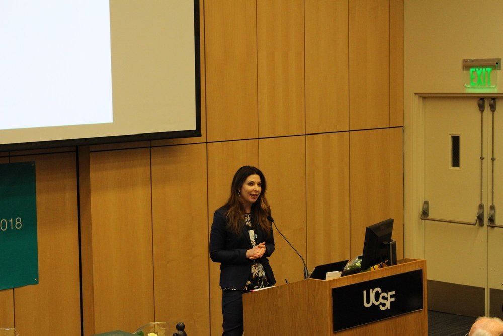 Opening Remarks: Tina Mammone, Vice President and Chief Nursing Officer UCSF Health - West Bay