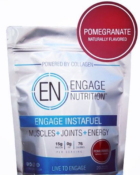Engage in your best self today!  Engage Instafuel: check out all of the benefits at www.engagenutrition.com