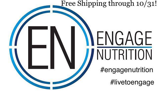 www.engagenutrition.com #engagenutrition #livetoengage