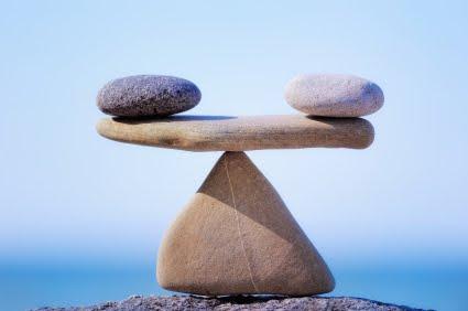 libra scale- life balance