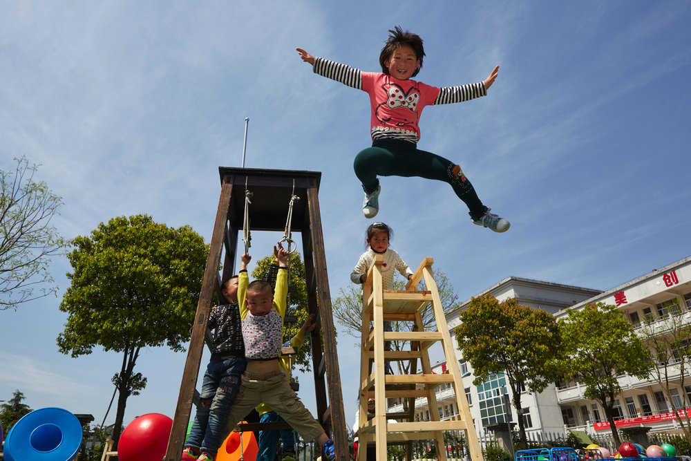 Self-selected risk provides significant health and safety benefits to children.