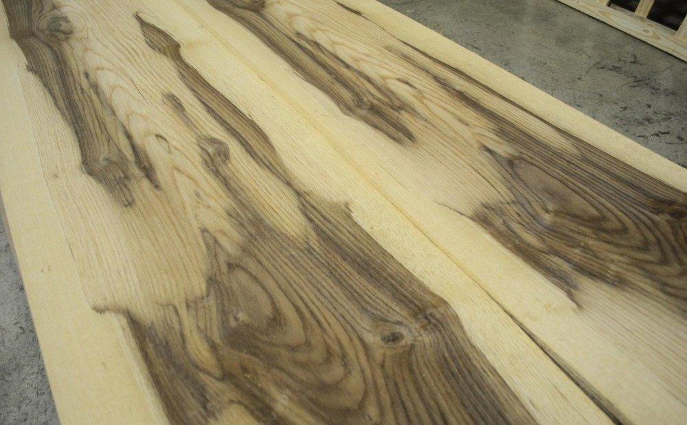 Salvaged Oak