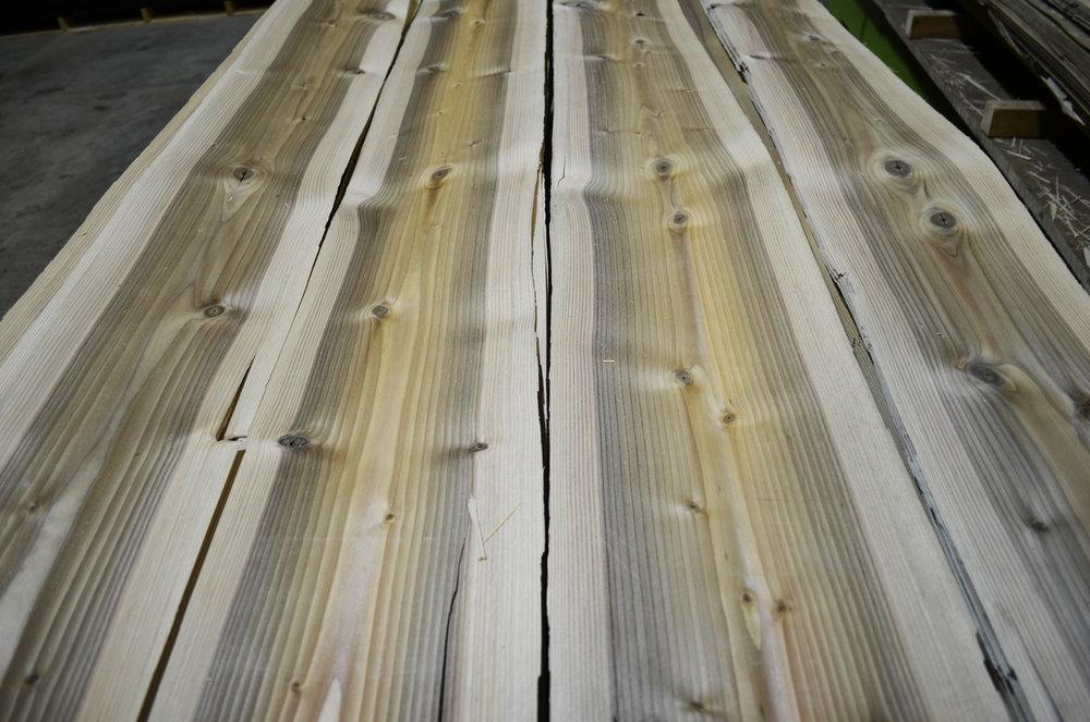 Salvaged Pine